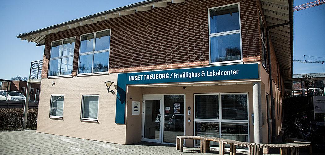 Huset Trøjborg