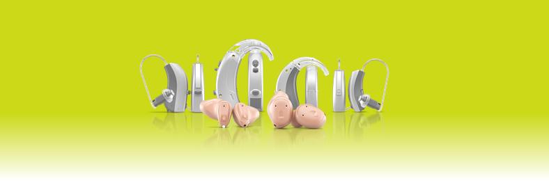 Billede høreapparater